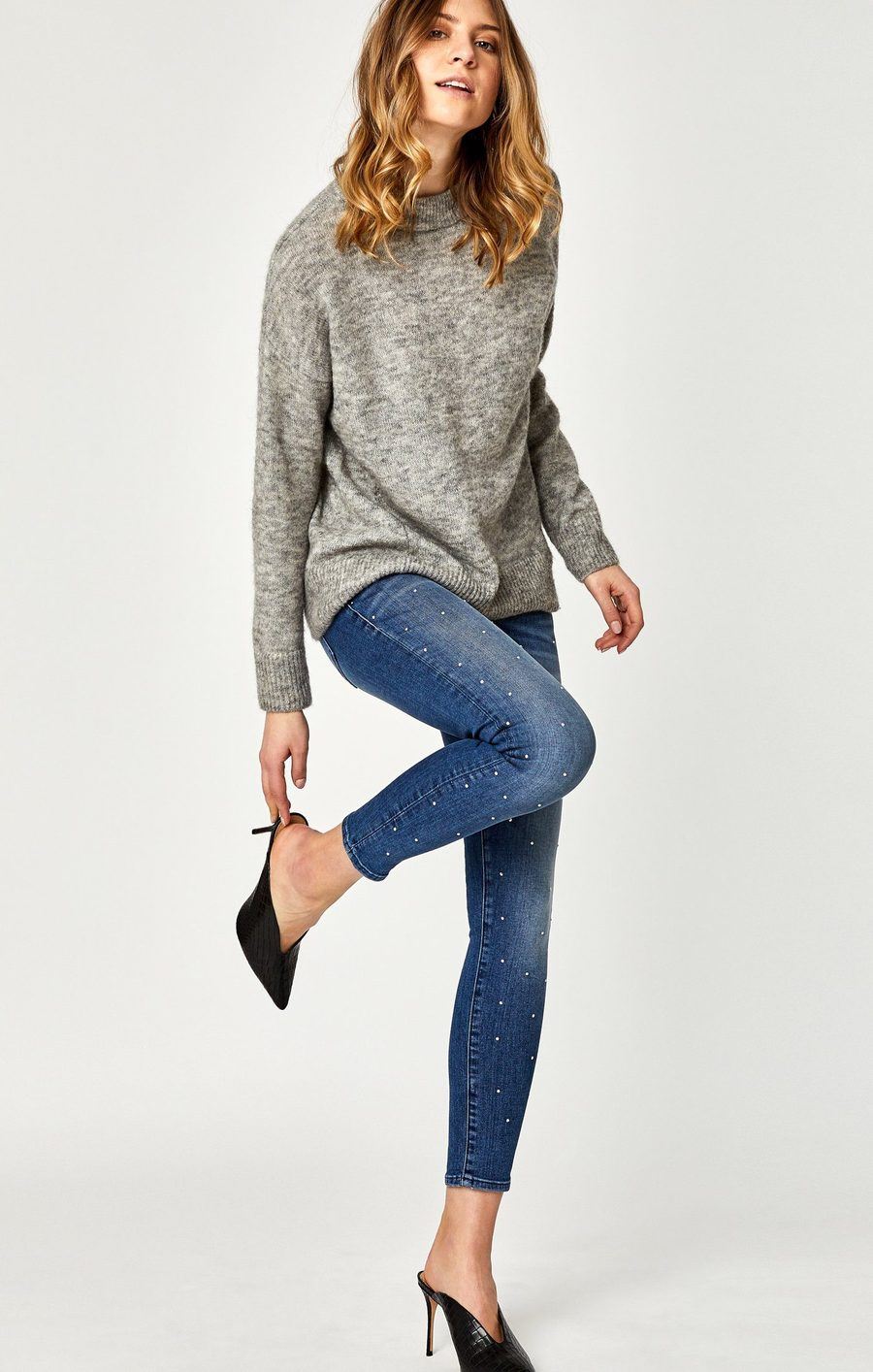 Lexy Low Rise Super Skinny Jeans