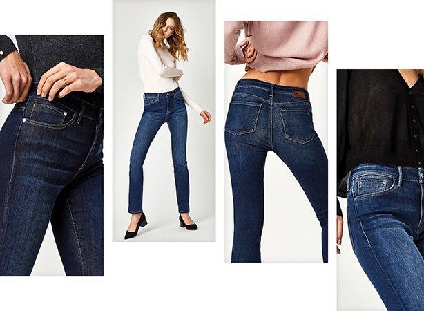 Mavi Jeans Women's SuperSoft Collection